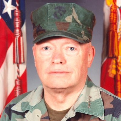 Portrait of General Alfred M. Gray, USMC
