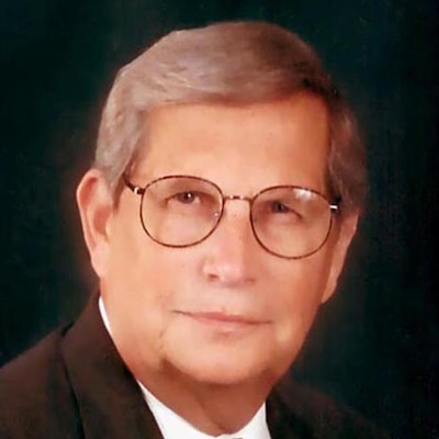 Portrait of Dr. Robert J. Hermann