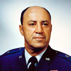 Portrait of Brigadier General Bernard Ardisana, USAF