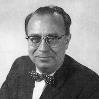 Portrait of Lambros D. Callimahos