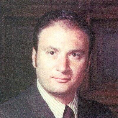 Portrait of Howard E. Rosenblum