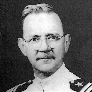 Portrait of CAPT Thomas H. Dyer, USN