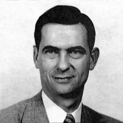 Portrait of Howard C. Barlow