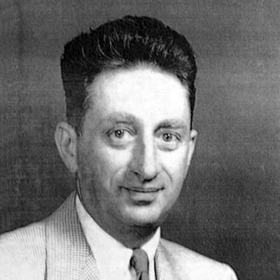 Portrait of Dr. Sydney Jaffe