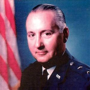 Portrait of Maj Gen John E. Morrison, Jr., USAF