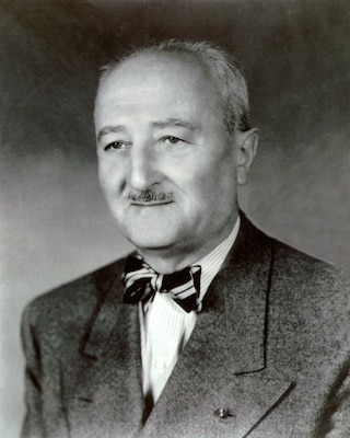 Portrait of William F. Friedman