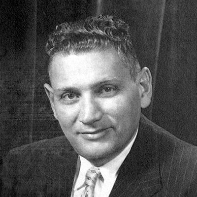 Portrait of Dr. Solomon Kullback
