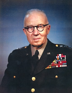 Portrait of LTG Ralph J. Canine, USA