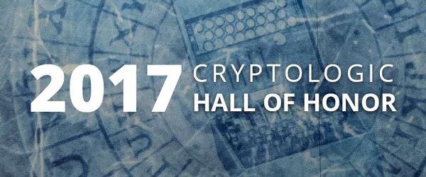 2017 Cryptologic Hall of Honor