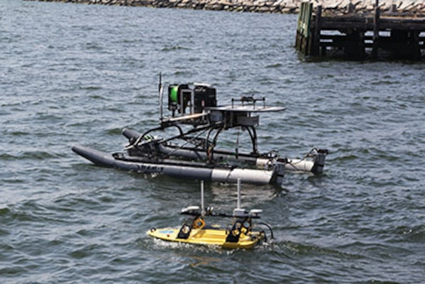Advanced Naval Technology Exercise (ANTX) Human Machine Interaction (HMI 18) was held Aug. 29-31.