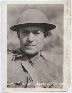 1st Sgt. Harry J. Adams