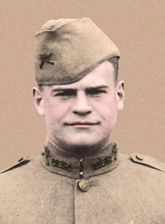 1st Lt. Dwite H. Schaffner