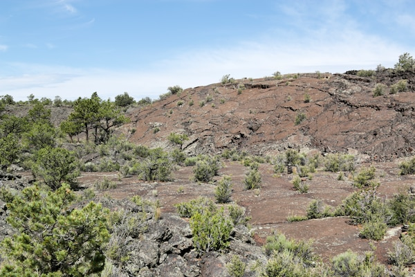 The Kirtland Demolition Bombing Range is extremely difficult to access. It is only accessible by foot via an approximate 4 hour one-way hike suitable for advanced hikers only.