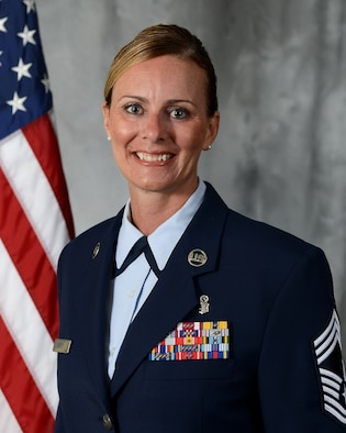 CHIEF MASTER SERGEANT JAIME L. CAPPS BIO PHOTO
