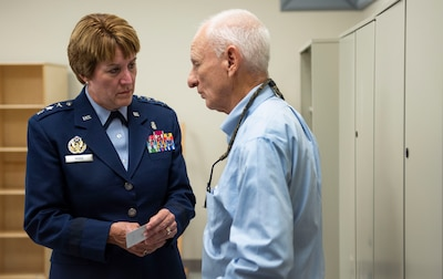 The 96th Medical Group held a ribbon-cutting ceremony to celebrate the opening of the Air Force's first Invisible Wounds Center Aug. 30.