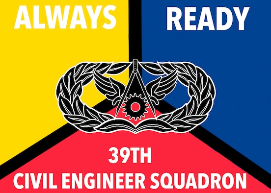 The 39th Civil Engineer Squadron is responsible for constructing and maintaining real property on Incirlik Air Base, Turkey.