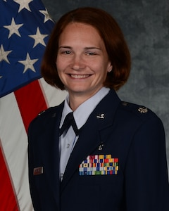 Lt. Col. Christie Smetana