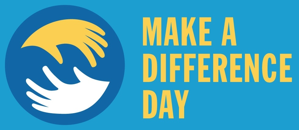 logo for make a difference day