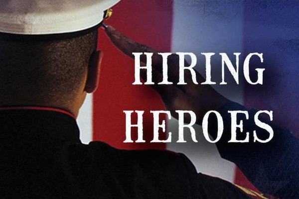 Transitioning servicemembers will find plenty of career and job opportunities and make connections with employers at the Hiring Heroes Career Fair from 9 a.m. to 2 p.m. Sept. 19 at the Sam Houston Community Center, 1395 Chaffee Road, located at Joint Base San Antonio-Fort Sam Houston. Registration is not required to attend the Hiring Heroes Career Fair. For more information about the fair, contact the Transition Assistance Program office at 210-221-1213.