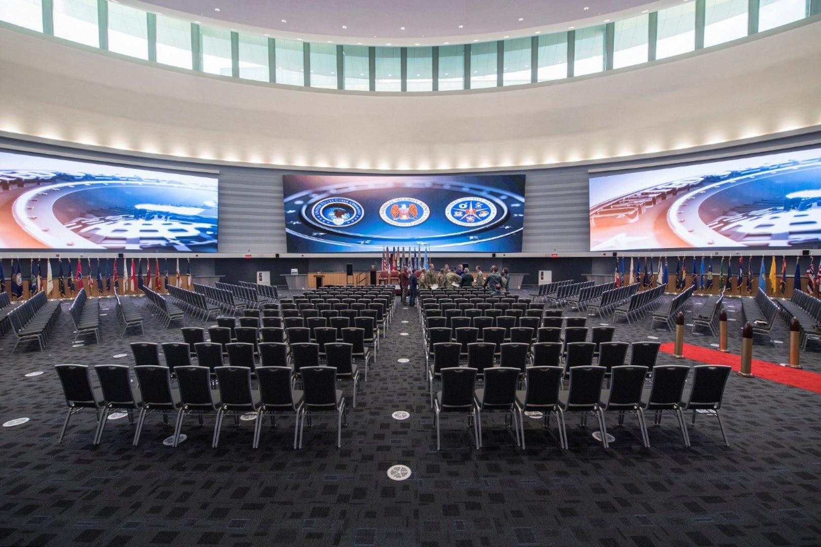 ICC Interior