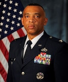 Col. Larry R. Harris's official photo.