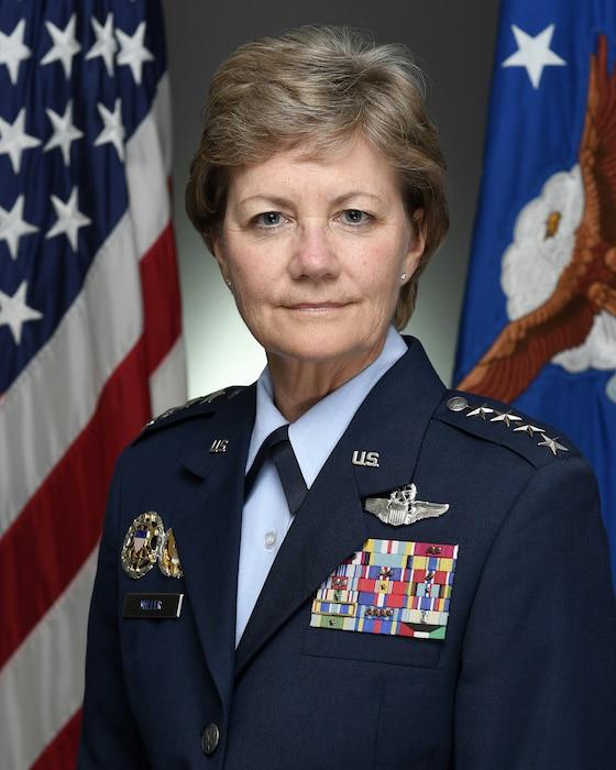 Gen. Maryanne Miller
