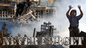 Never forget the events of September 11, 2001.