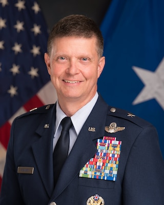 Brigadier General Kyle W. Robinson, Commandant, Eisenhower School