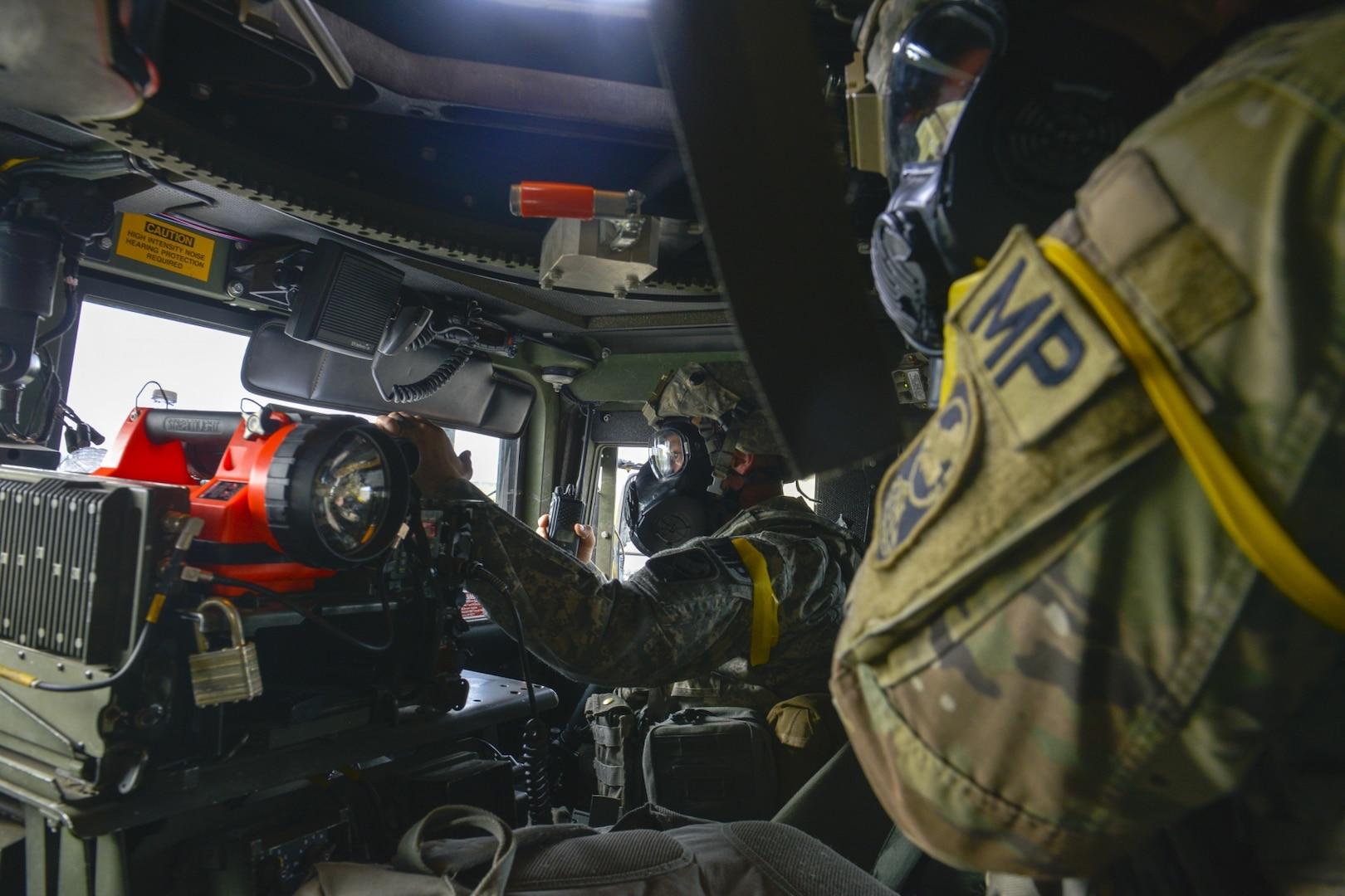 49th Missile Defense Battalion tests its METL