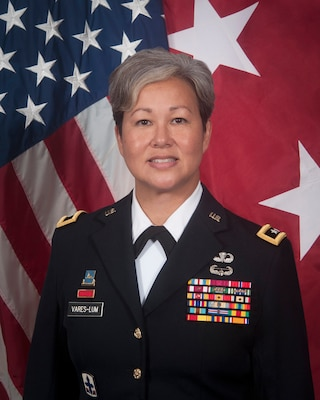 Major General Suzanne P. Vares-Lum, USA