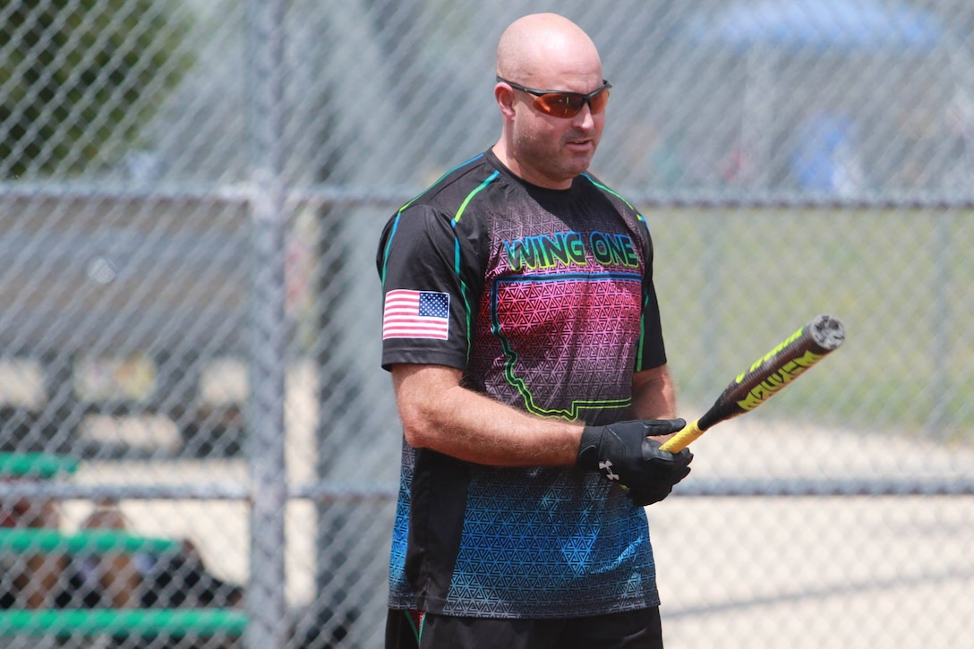 Malmstrom Air Force Base's men's softball took sixth place in the Military Band-Aid Softball Tournament, the second largest military softball tournament in the world.