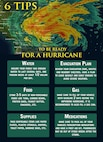 The activity in the tropics is increasing as we reach the peak of hurricane season. Now is the time to make sure you and your family are prepared. Here are some hurricane preparedness tips to ensure you and your family are prepared should a hurricane impact Marine Corps Recruit Depot Parris Island or the Eastern Recruiting Region.