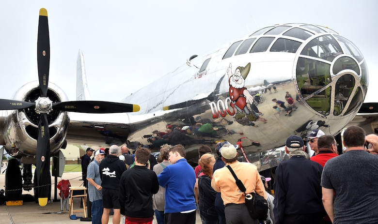 Frontiers in Flight Airshow and Open House