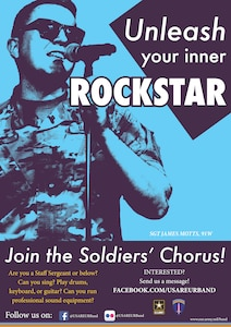 Join the Soliders' Chorus!