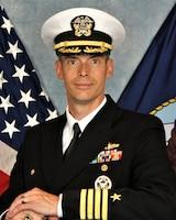 Captain Judd Krier, USN
