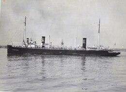 USACE hopper dredge Rossell.