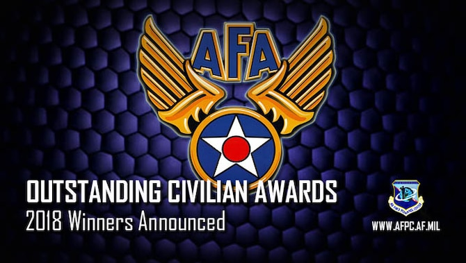 Outstanding civilian awards; 2018 winners announced
