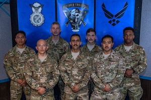 U.S. Air Forces in Europe (USAFE) Defender Challenge Team
