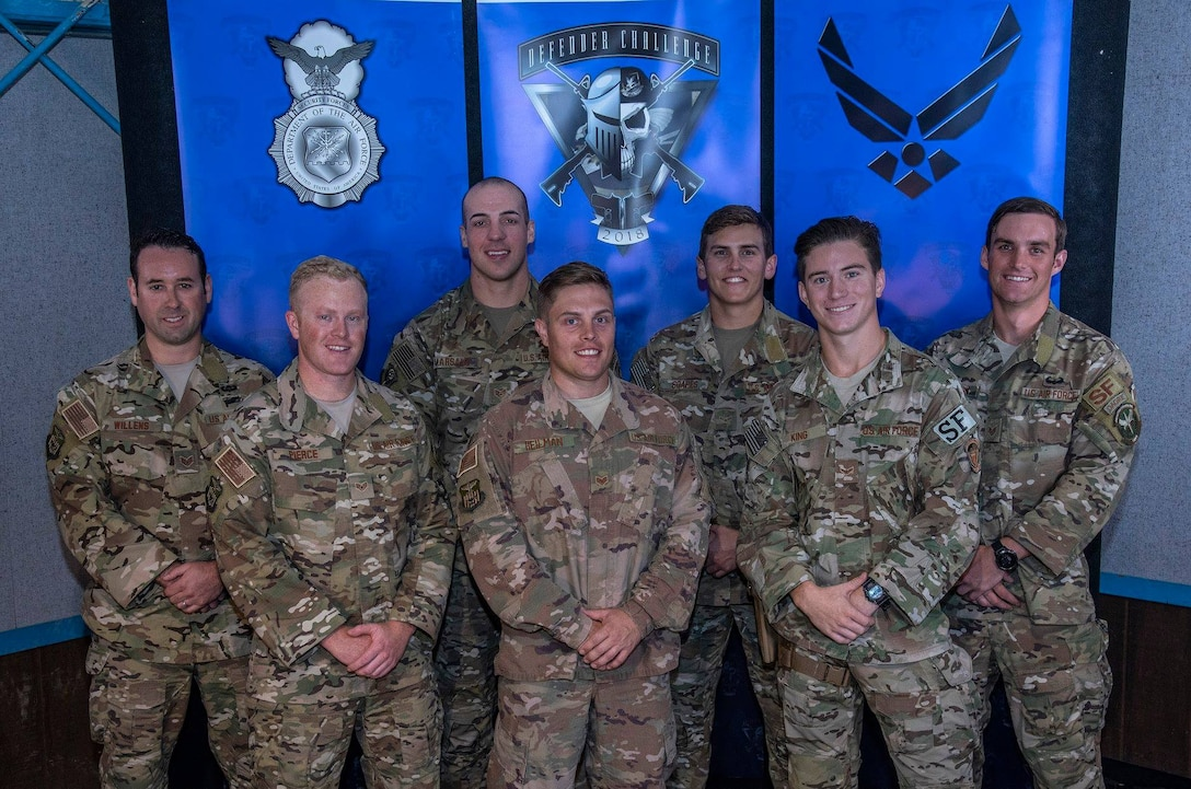 Air Force Special Operation Command (AFSOC) Defender Challenge Team