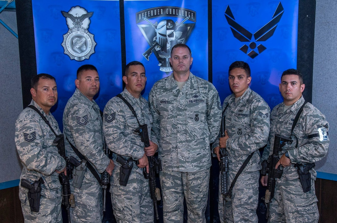Air Force Reserve Command (AFRC) Defender Challenge Team