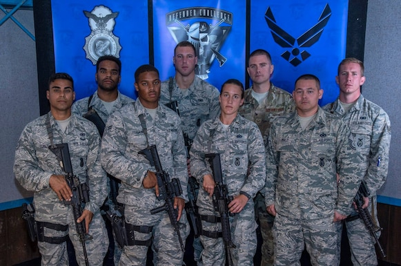 Pacific Air Forces (PACAF) Defender Challenge Team