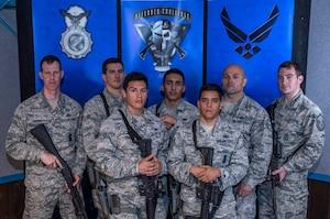 Air Force District of Washington (AFDW) Defender Challenge Team