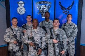 Air Mobility Command (AMC) Defender Challenge Team