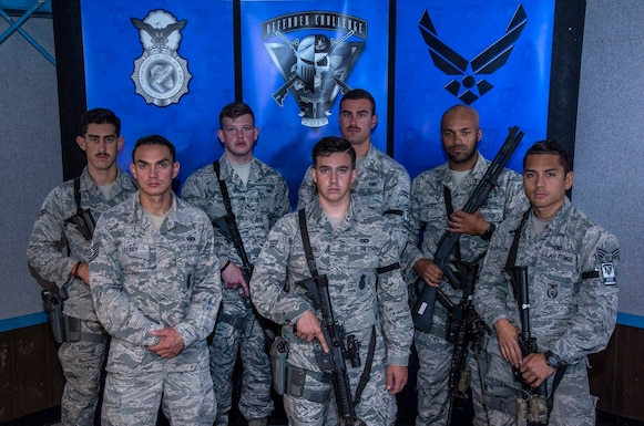 Air Force Space Command (AFSPC) Defender Challenge Team