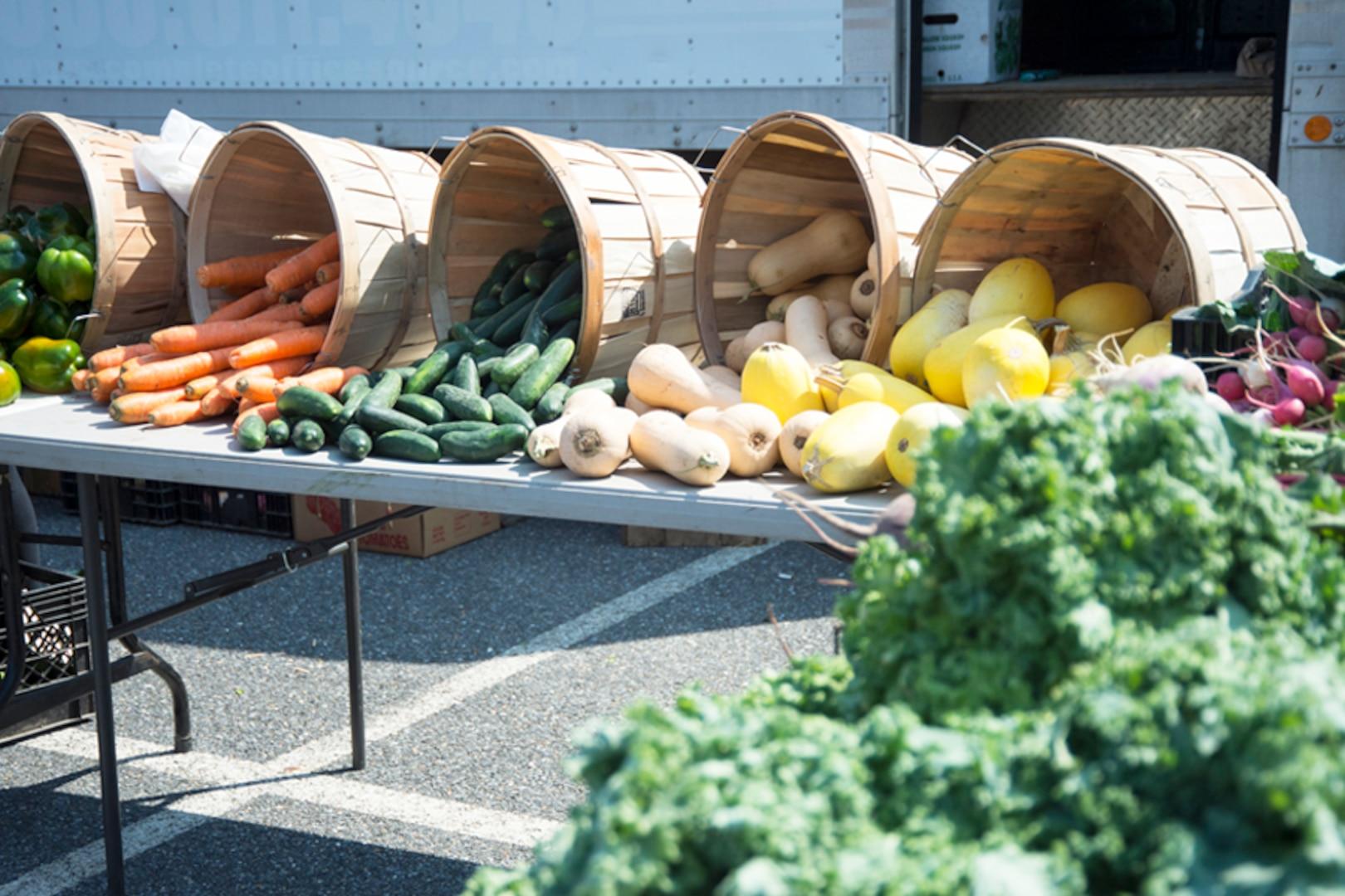 NSA Farmers Market