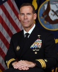 Rear Admiral Keith Davids