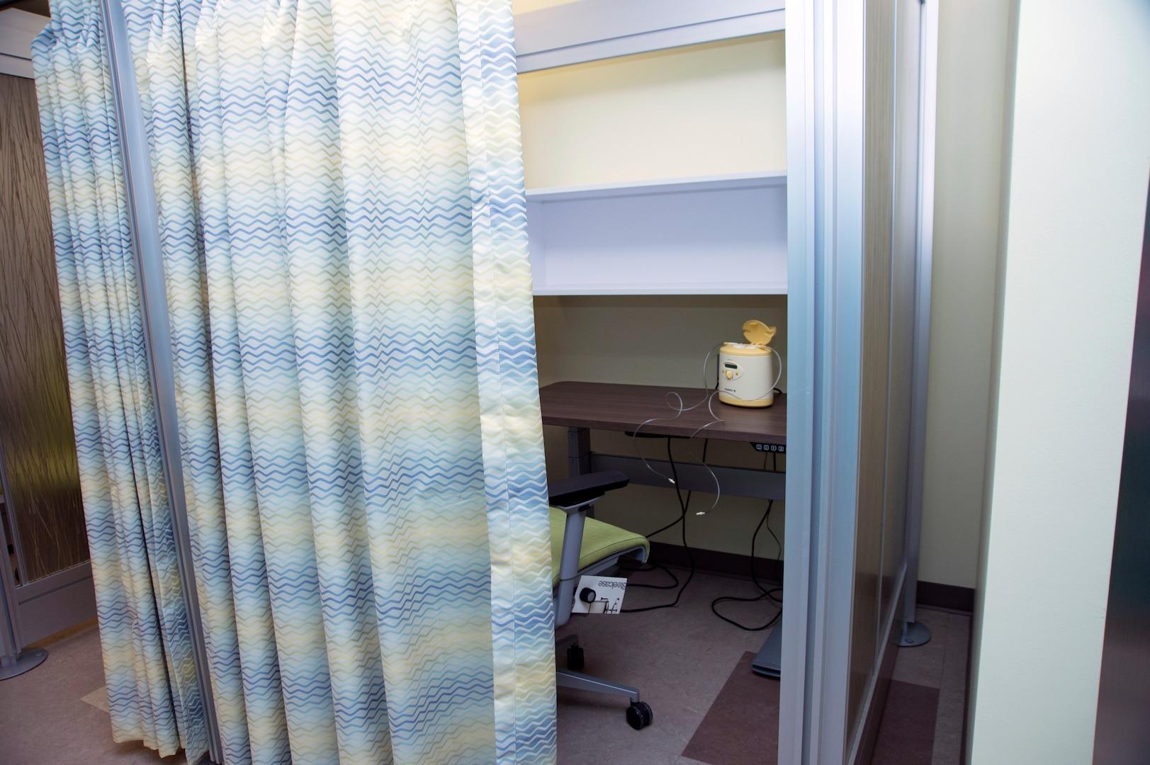 NSA provides hospital grade breast pumps for nursing mothers