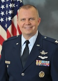 U.S. Air Force Col. Eric J Felt poses for an official photo.