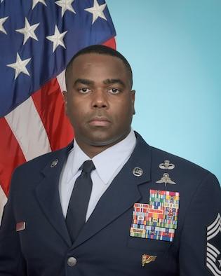 Chief Master Sergeant Robert L. Zackery III