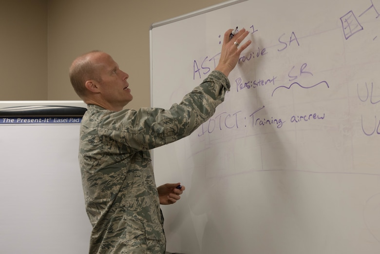 AF Cyber College leverages civilian, reservist expertise to help redefine cyber airmen